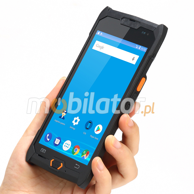 mobilator pl | Rugged waterproof Industrial data collector ANDROID