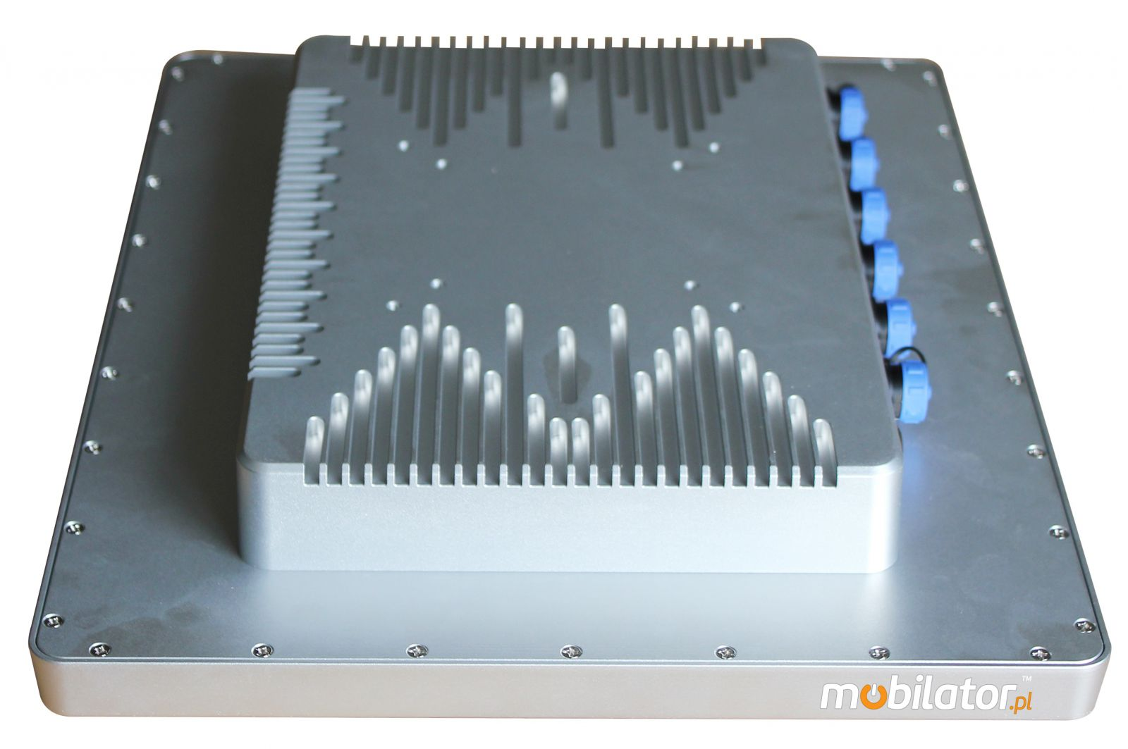 Reinforced 15-inch waterproof (IP68) computer (panel) for industry