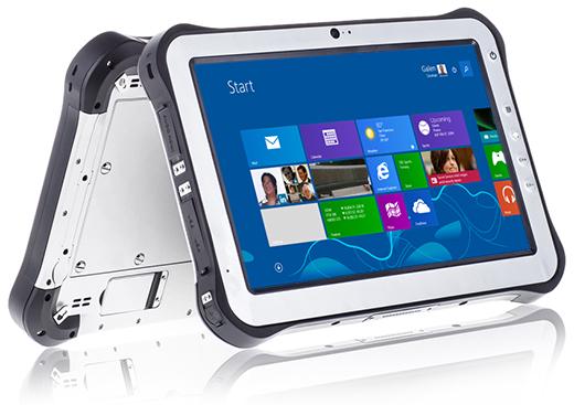 Mobipad I12w Windows 8 1 Rugged Tablet