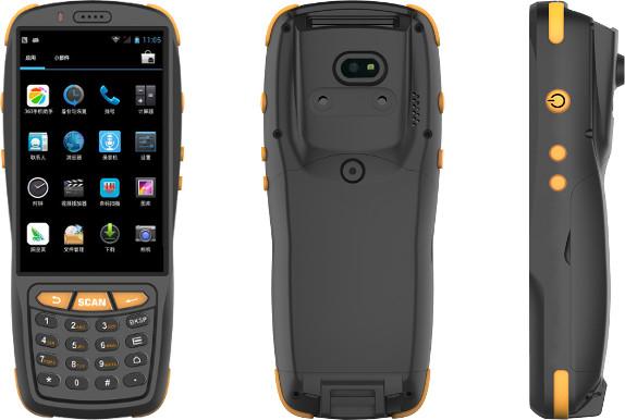 wodoodporny wstrząsoodporny przemysłowy wytrzymały odporny tablet NFC 4G windows 10 wojskowy IP65 MIL-STD 810G
