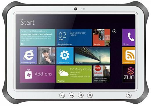 Processor Z3735d 10 1 Rugged Tablet