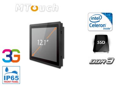 mobilator pl | Operator Panel Industrial MobiBOX Fanless IP65 J1900